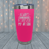 Always and Forever Laser Engraved Tumblers