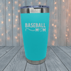 Baseball Mom Laser Engraved Tumblers