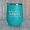 Baseball Mom Friends Laser Engraved Tumblers