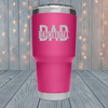 Basketball Dad Laser Engraved Tumblers