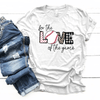 For the Love of the Game - Baseball - Premium Unisex T-Shirt