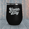 Game Day Retro Laser Engraved Tumblers