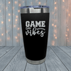 Game Day Vibes Baseball Laser Engraved Tumblers