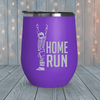 Home Run Laser Engraved Tumblers