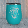 It's Game Day Y'all Laser Engraved Tumblers