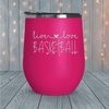 Live Love Basketball Laser Engraved Tumblers