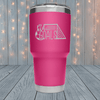 My Kid Has Goals Laser Engraved Tumblers