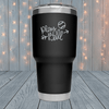 Play Ball Laser Engraved Tumblers
