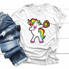 Softball Unicorn - Premium Unisex T-Shirt
