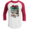 Raglan - SHITTERS FULL Color Cartoon Premium Christmas Raglan