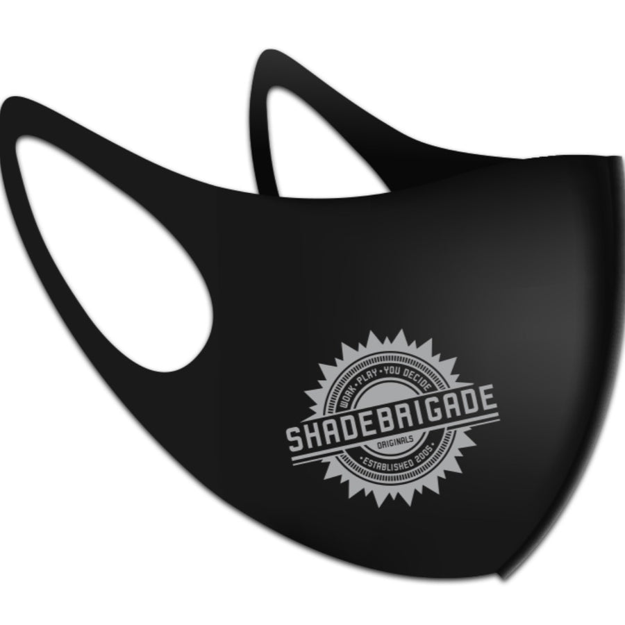SHADEBRIGADE FACE MASK 3 Pack