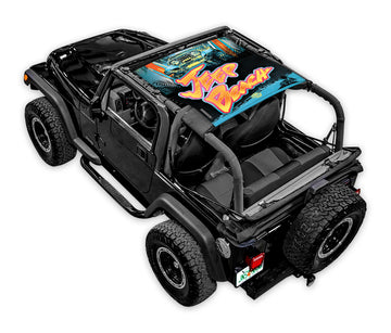 LIMITED EDITION - JEEP BEACH 2021 TJ/YJ KRAWLER