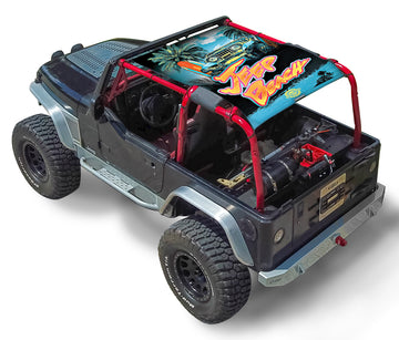 LIMITED EDITION - JEEP BEACH 2021 TJ
