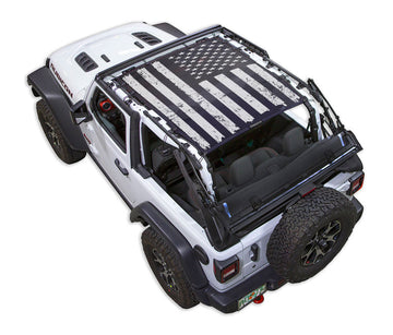 JL2D Tactical Flag Distressed