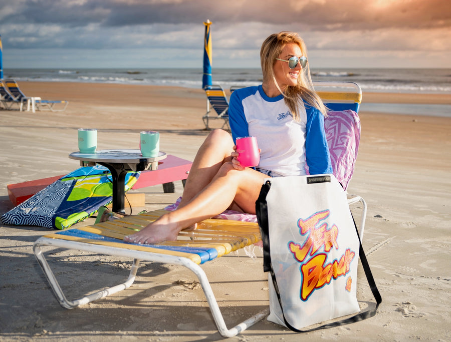 LIMITED EDITION -JEEP BEACH 2021 Beach Bag