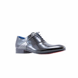La Scala Black Patent Dress Shoe