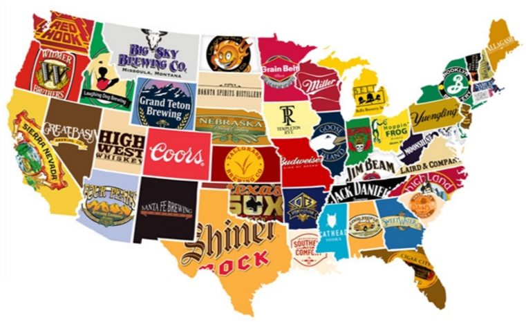 Top Craft Breweries in the US