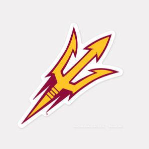 Arizona State Sun Devils Decal