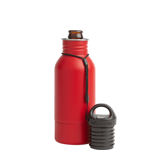 Stubby BottleKeeper in Red
