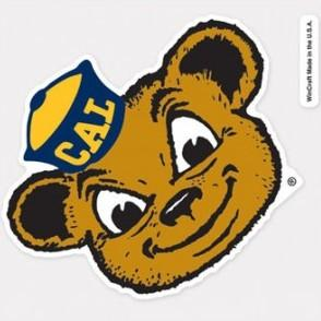 California Golden Bears Decal