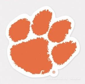 Clemson Tigers Decal