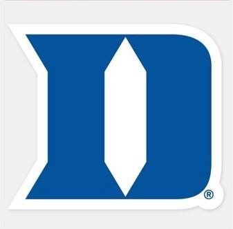 Duke Blue Devils Decal