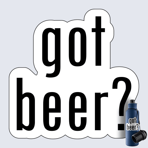 Got Beer? Decal