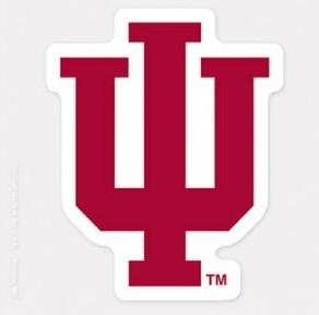 Indiana Hoosiers Decal