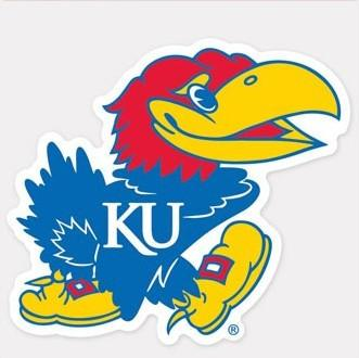 Kansas Jayhawks Decal