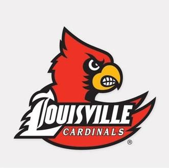 Louisville Cardinals Decal