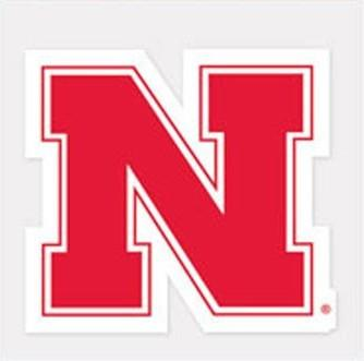 Nebraska Cornhuskers Decal