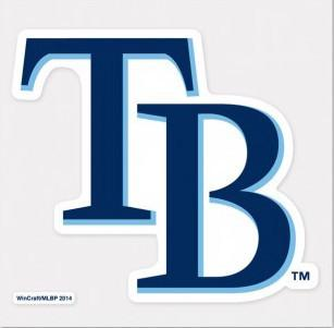 Tampa Bay Rays Decal