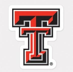 Texas Tech Red Raiders Decal
