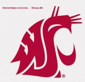 Washington State Cougars Decal
