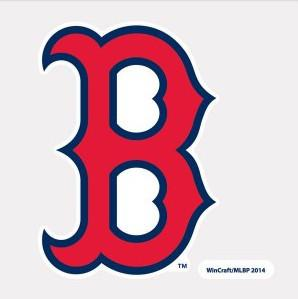 Boston Red Sox Decal