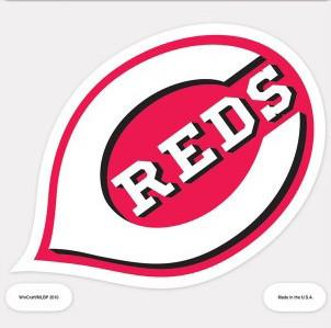 Cincinnati Reds Decal