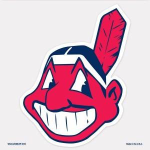 Cleveland Indians Decal