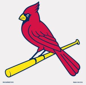 St. Louis Cardinals Decal