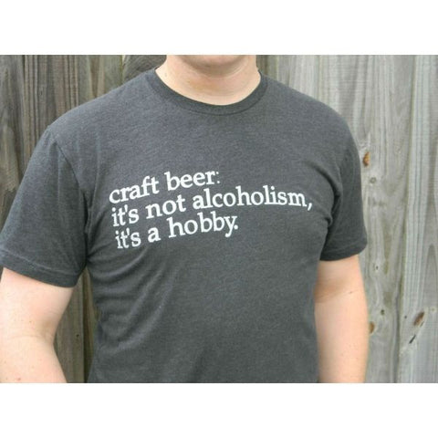 Craft Beer Hobby T-Shirt