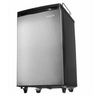 Blank Kegerator Fridge Black
