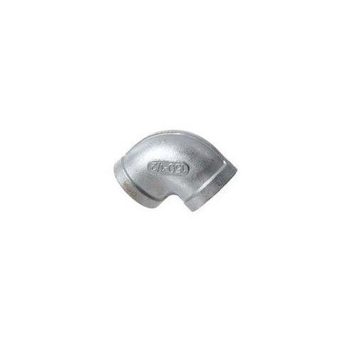 1/2in FPT x 1/2in FPT Elbow Stainless Steel