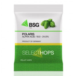 Polaris Pellet Hops
