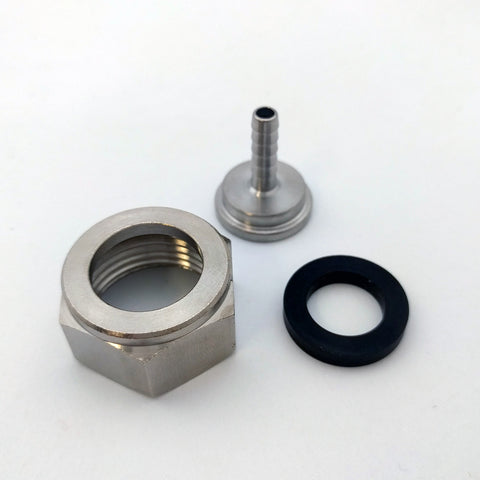 Commercial Coupler Hookup Kit