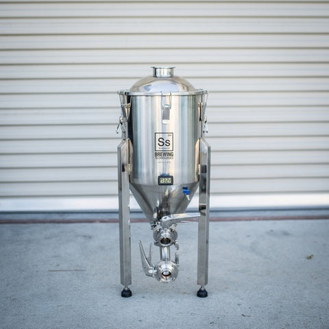 Ss BrewTech Chronical Fermenters: Brewmaster Edition