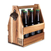 Wooden Six Pack Caddy