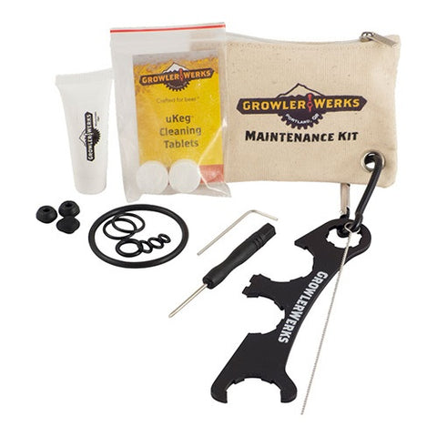 GrowlerWerks Maintenance and Rebuild Kit