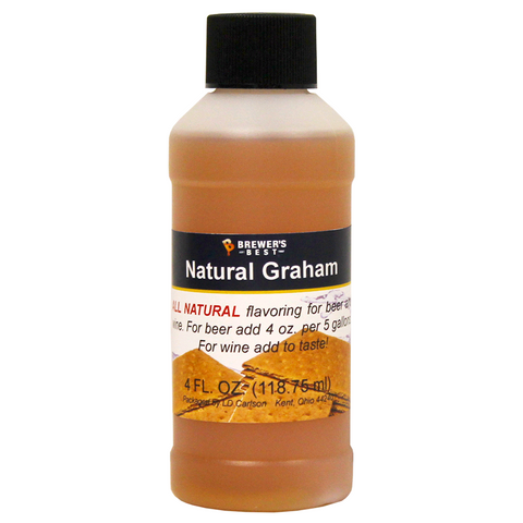 Graham Flavor Extract 4oz