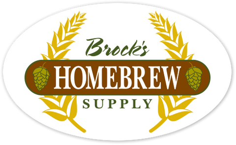 Brocks Homebrew Stickers