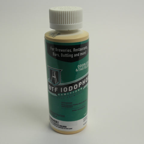 BTF Iodophor Solution
