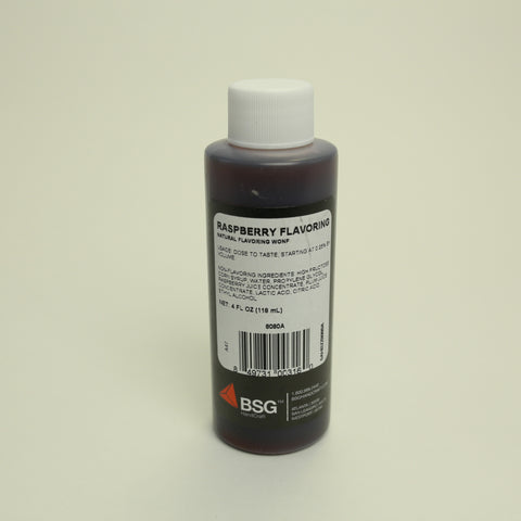 Raspberry Fruit Extract 4oz